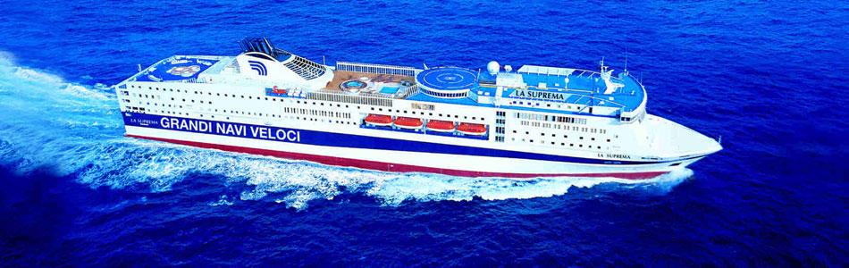 Traghetti Sardegna Grandi navi veloci | Traghetti Sardegna